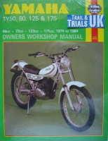 Haynes TY Workshop Manual