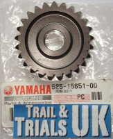 1. Kickstart Idler Pinion Gear - TY125 & TY175
