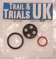 15/17/22. Petrol Tap Repair Kit - TY125 & TY175