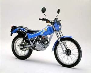 TLR125 Bike