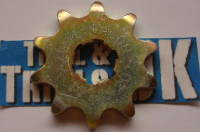 28. Front Sprocket - TY80