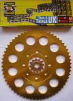 Chain & Sprocket Kit - TL125