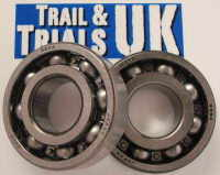 15. Pair of Crank Bearings - TY80