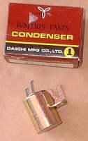 10. Condenser - TY125 & TY175