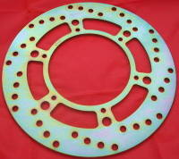 Rear Brake Disk - XTZ750 Super Tenere