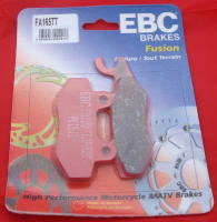 Rear Brake Pads - XTZ750 Super Tenere