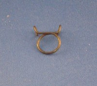 25. Fuel Pipe Clip - TY80