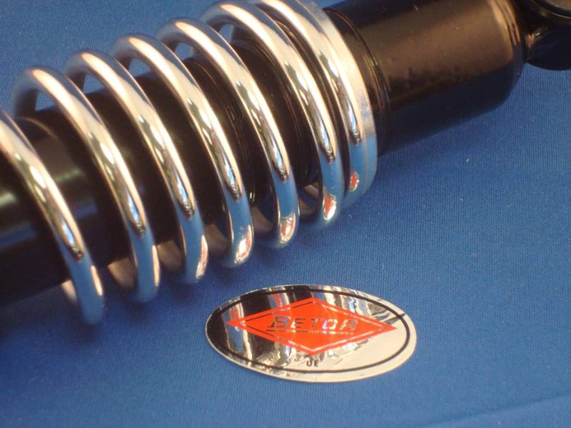 betor steel trials shock spring adjuster