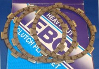 3. Clutch Friction Plate Set - TY80