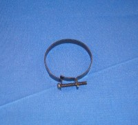 13. Carb Joint Clamp - TY125 & TY175
