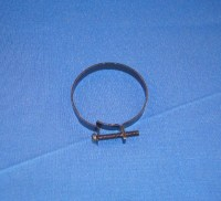 12. Carb Joint Clamp - TY125 & TY175