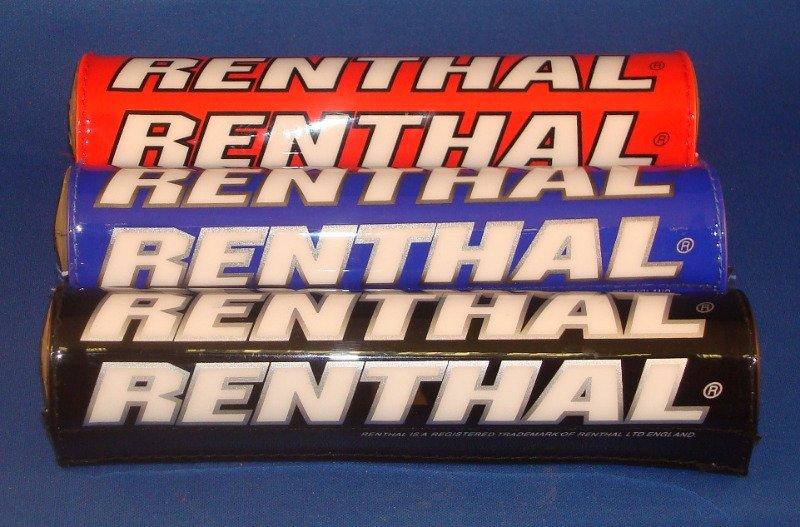 renthal trials bar pad