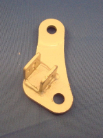 New Old Stock Left Side Footrest Bracket - TY80