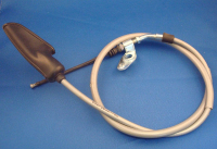 New Old Stock Front Brake Cable - TY125 TY175 & TY250 Twinshock