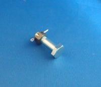 2-4. Sidestand Bolt, Castle Nut & Split Pin - TY250 Twinshock