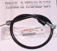 18. Tacho Rev (RPM) Counter Cable - XT250