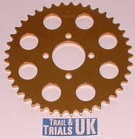 24. TY80 Rear Sprocket - 41t