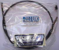 12. Front Brake Cable - TLR200 & Reflex