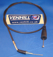 24. Throttle Cable - TY250 Twinshock