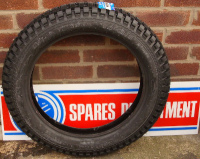 IRC Tubeless Type Rear Trials Tyre