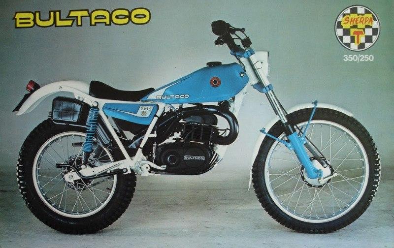 bultaco 199b