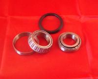 1, 2 & 13-17. Taper Steering Bearing Kit - XT250