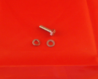 2-4. Front Mudguard Fixing Bolt - TY125 & TY175