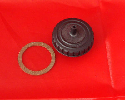 10/11. Fuel Cap & Gasket - TY125 & TY175