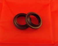 Pair Front Fork Dust Seals - TLR250