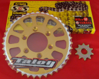 Chain & Sprocket Kit - TYZ250 TY250Z