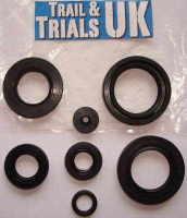 Full Engine Oil Seal Kit - TY80