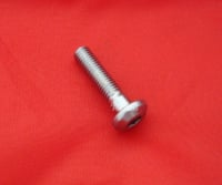 40. Bottom Yoke Clamp Bolt - TY350 & TY250 Monoshock