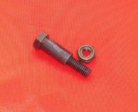 12 & 13. Disc Brake Lever Pivot Bolt & Nut - TY250 Monoshock