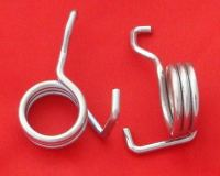 5 & 11. Pair of Footrest Springs - TY125 & TY175