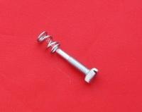13 & 14. Tickover Screw & Spring - TY80