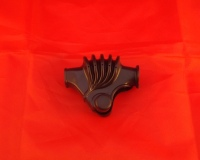 Clutch or Brake Lever Cover XT500