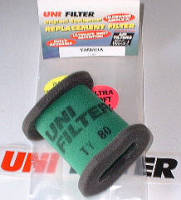 2. Air Filter - Unifilter - TY80