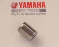 12. Clutch Cover Locating Dowel - TY125 & TY175