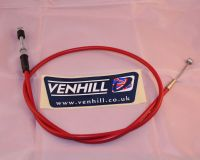 Front Brake Cable - TY80 Whitehawk