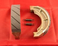 Grooved Rear Brake Shoes - KT250