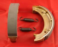 Rear Brake Shoes & Springs - DT250 DT360 & DT400