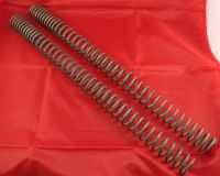 15 & 34. Pair of Front Fork Springs - TY350 & TY250 Monoshock