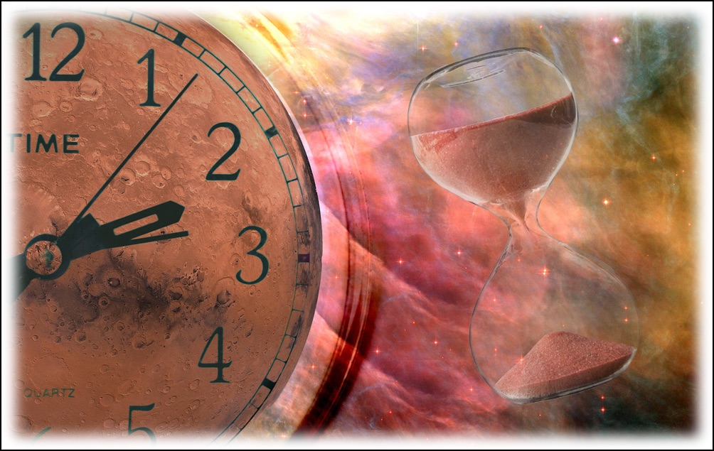 10_Oct_The Clock is Ticking