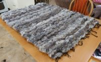 Handmade Rugs, felted and peg loom