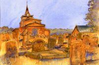 Braunston Church Rutland