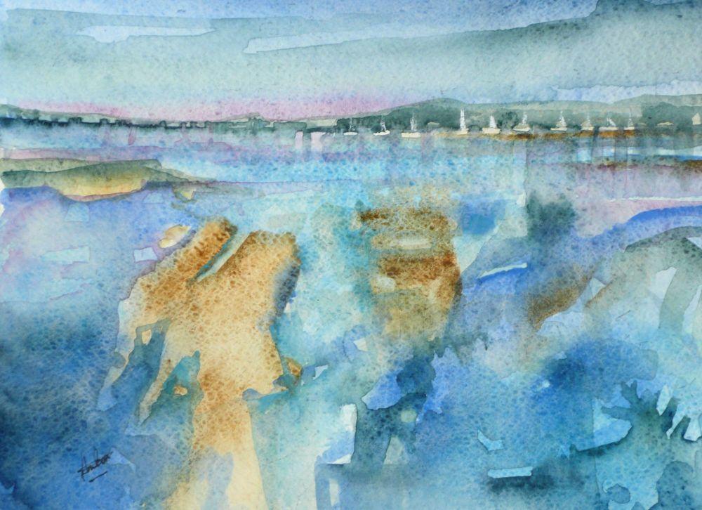 Sailing on Rutland Water