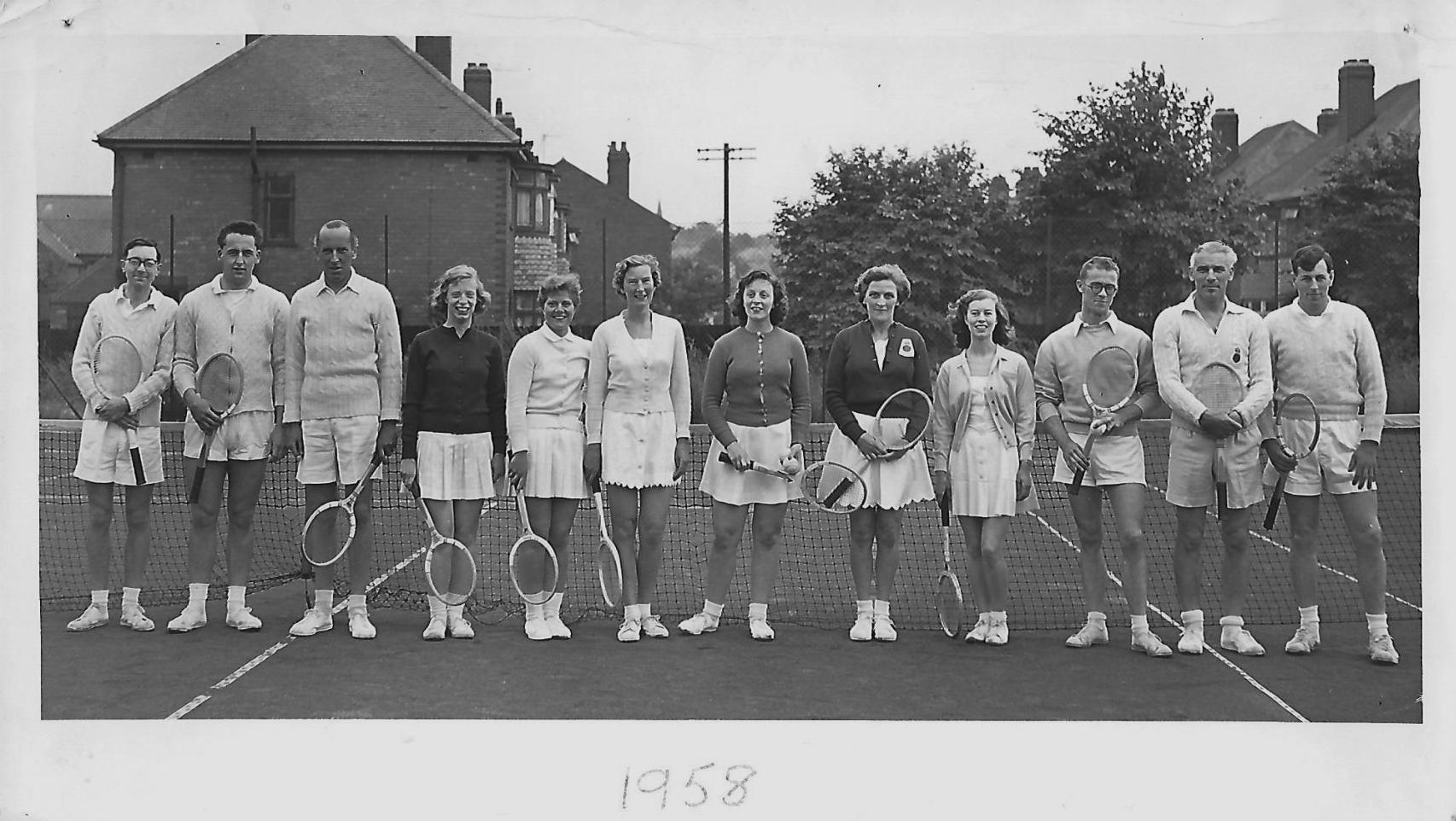 Plaayers 1958