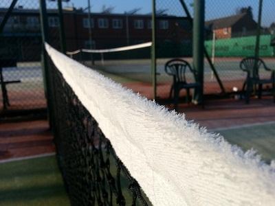 Frosty net c.c. James Grindell