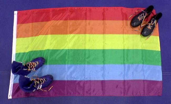 RainbowTieUpsFlag