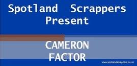 Cameron FactorDVDtitle